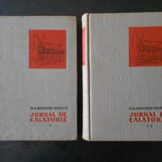 N. N. MIKLUHO MAKLAI - JURNAL DE CALATORIE 1870-1872  (1959, editie cartonata)