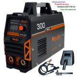 Invertor de sudura KZUBR MMA 300N, electrozi 1.6-5mm