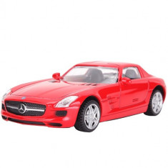 Masinuta Mercedes SLS, Scara 1:43 Rosu