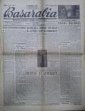 Ziarul BASARABIA 17 ianuarie 1944