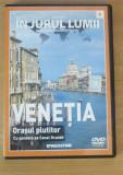 In jurul lumii Deagostini DVD - Venetia (orasul plutitor)
