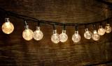 10 bulbi cu incarcare solara