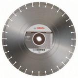 Bosch Expert disc diamantat 450x25.4x3.6x12 mm pentru materiale abrazive