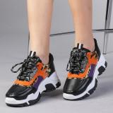 Pantofi sport dama Feliciana negri, 36 - 41