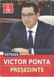 Romania, Victor Ponta, presedinte, calendar electoral de buzunar, 2014-2015