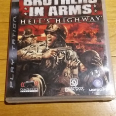 PS3 Brothers in arms Hell's Highway - joc original by WADDER