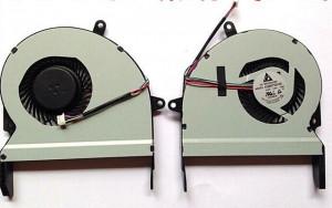 Cooler fan ventilator laptop Asus X401 X401A Nou cu optiune de montaj in laptop