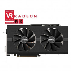 Placa video Sapphire Radeon RX 580 NITRO+ 8GB GDDR5 256-bit, Hdmi, DVI, Display...