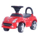 Masinuta actionata cu picioarele pentru copii BabyMix HZ603R, Rosu