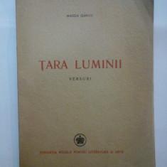 TARA LUMINII-Versuri - MAGDA ISANOS - 1946
