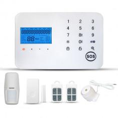 Resigilat : Sistem de alarma wireless PNI PG910 comunicator GSM