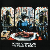King Crimson Power To Believe (cd)