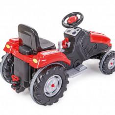 Tractor electric copii Pilsan Mega 12V Rosu