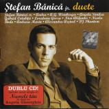CD Ștefan Bănică Jr. / Angela Gheorghiu & Ștefan Bănică Jr –Duete / Numele Tău
