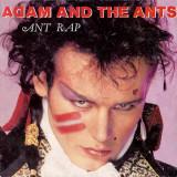 "Adam and The Ants - Ant Rap (1981, CBS) disc vinil single 7"""