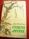 Lucia Demetrius - Oameni si Jivine- Prima Ed. 1956 ,supracoperta Ligia Macovei