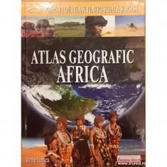 Atlas geografic - Africa. Colectia de atlase pentru scoala si acasa 2