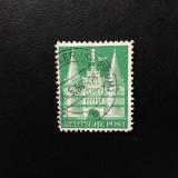 Germania 1948, Mi97, Stampilat