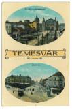 1351 - TIMISOARA, Romania - old postcard, CENSOR - used - 1915, Circulata, Printata