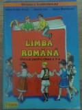 LIMBA ROMANA MANUAL PENTRU CLASA A V-A - MARIA EMILIA GOLAN, MIORITA GOT, DOINA