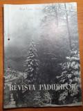 revista padurilor februarie 1959-art.delta dunarii,masivul fagaras,sibiu