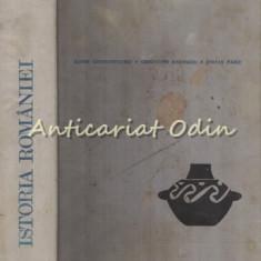 Istoria Romaniei. Compendiu - Miron Constantinescu, Constantin Daicoviciu