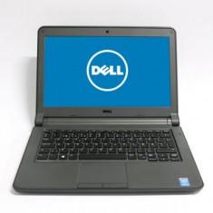 Laptop Dell Latitude 3340, Intel Core i3 Gen 4 4005U 1.7 GHz, 4 GB DDR3, 256 GB SSD NOU, Wi-Fi, Bluetooth, WebCam, Display 13.3inch 1366 by 768