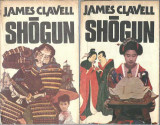 Cumpara ieftin Shogun - James Clavell (2 volume)