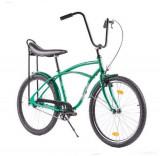 Cumpara ieftin Bicicleta Oras Pegas Strada 1, Roti 26inch, Cadru 17inch (Verde)