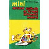 Mini dictionar explicativ de termeni informatici moderni