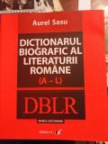 Aurel Sasu - Dictionarul Biografic al Literaturii Romane