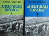 Cumpara ieftin Antichitati iudaice (2 vol. I + II)  -  Flavius Josephus