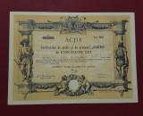 Actiuni 1926 Albina Sibiu - Institut de credit si economii - actie