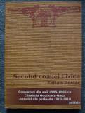 Zoltan Rostas - Secolul coanei Lizica (Convorbiri din anii 1985-1986 cu Elisabet