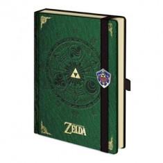 Carnetel Zelda The Legend Of Zelda Premium A5