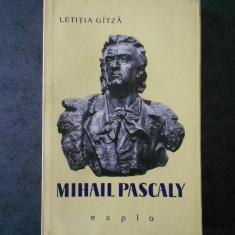LETITIA GITZA - MIHAIL PASCALY