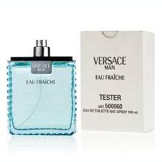 Versace Man Eau Fraiche 100ml   Parfum Tester