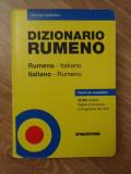 DIZIONARIO RUMENO-ITALIANO, ITALIANO-RUMENO (FORMAT MIC DE BUZUNAR)-GEORGE LAZARESCU