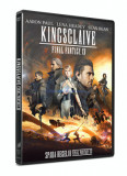 Spada Regelui: Final Fantasy XV / Kingsclaive - DVD Mania Film