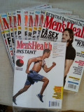 LOT DE 11 REVISTE MEN'S HEALTH - 2011