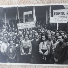 Miting - Campina 1938