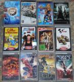 joc PSP Whresling,Moto Gp,Tomb Rider,Simpsons si film Van Helsing,Spiderman,xXx