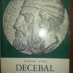 Decebal- Dumitru Almas