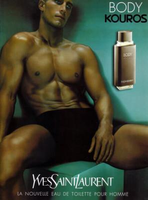 YSL Body Kouros EDT 100ml pentru Bărbați fără de ambalaj foto