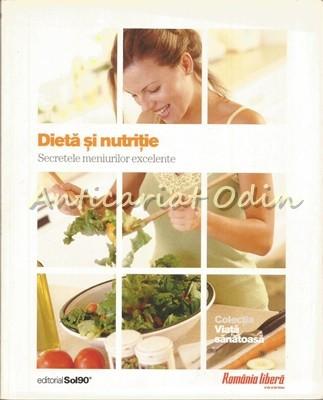 Dieta Si Nutritie - Alicia Depetri, Adela Ponce De Leon, Marcelo Rodriguez