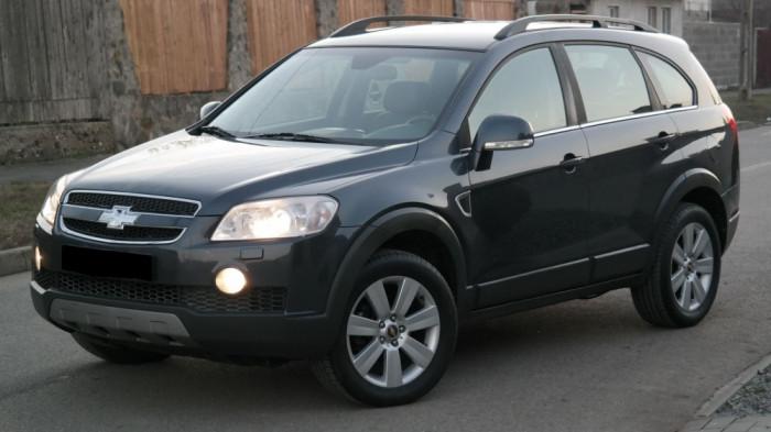 Opel Antara 4x4 (Chevrolet Captiva), 2.0 Diesel, an 2008