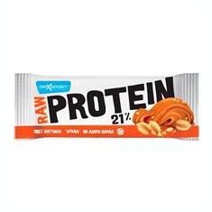 Baton Proteic cu Alune si Sare Vulcanica Raw Protein 50 grame Max Sport Cod: MX13301