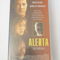 Caseta video VHS originala film tradus Ro - Alerta