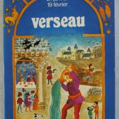 LE VERSEAU 21 JANVIER / 19 FEVRIER par BRIGITTE CHERET , 1982