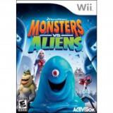 Joc Nintendo Wii Monsters vs Aliens